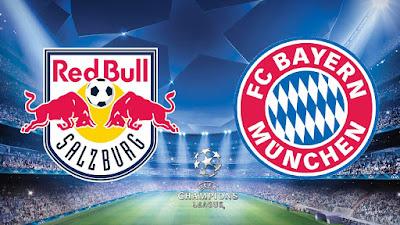 مشاهدة مباراة بايرن ميونخ ضد ريد بول سالزبورج 25-11-2020 بث مباشر في دوري أبطال أوروبا