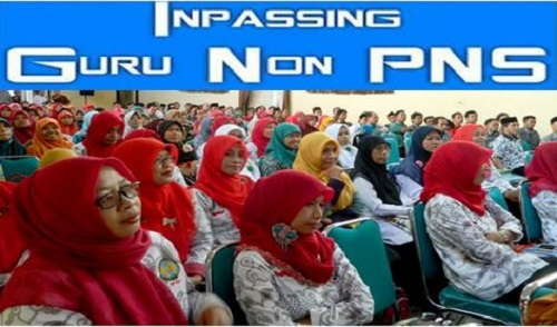 Syarat Inpassing Guru Non PNS/Guru Swasta