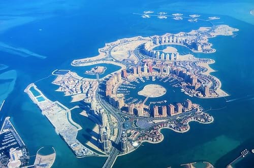 Negara Qatar, Negara Dimana Hidupmu Akan Terasa Nyaman Saat Tinggal Disana