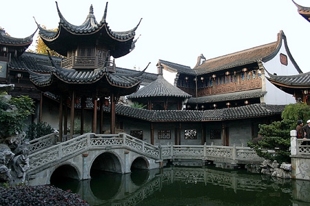 hangzhou ancient building