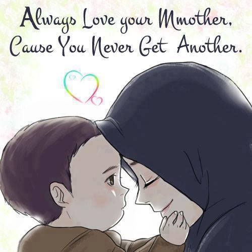 You Only Have One Mother Quotes: Heart Touching Story Mom & Kid