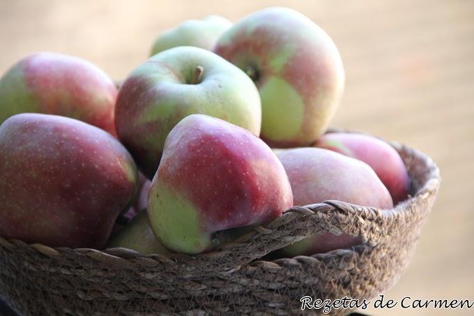 Recopilatorio de recetas con manzana