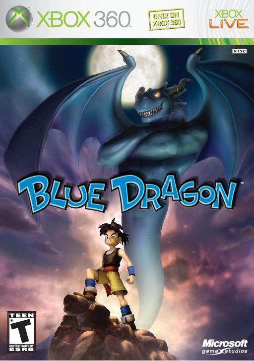 bluedragont - Blue Dragon For XBOX 360