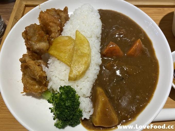 台北松山【Hey Curry咖哩】京都風味的咖哩