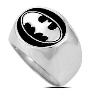 anillo de batman