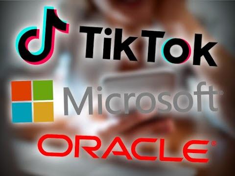TikTok Waigomea Microsoft Na Kujiunga Na Oracle