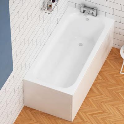 Large Round Bathtub at Royal Bathrooms