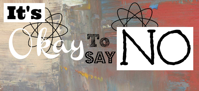its okay to say no quote