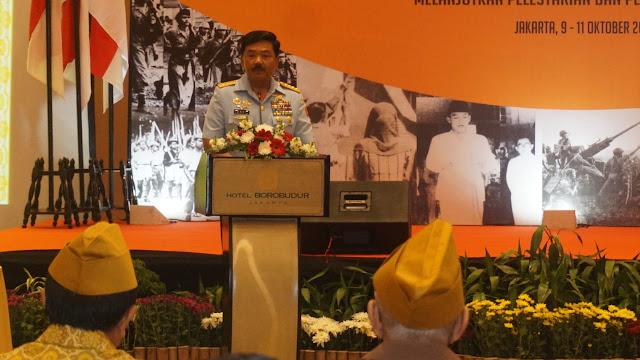 Panglima TNI: Institusi TNI Paling Dipercaya Masyarakat Indonesia