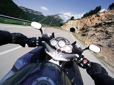 Viajando con tu moto