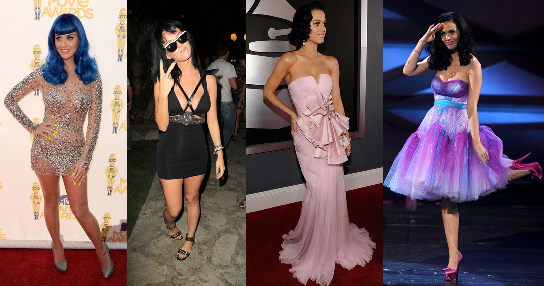 Pass the Candy: Fashion: Icon- The Katy Perry Post