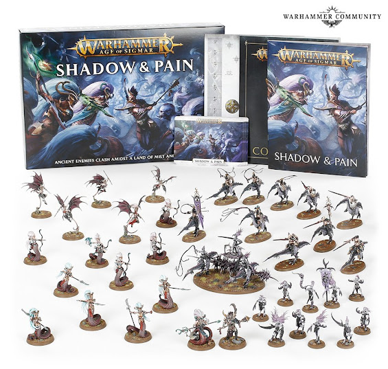 Age of Sigmar Shadow & Pain