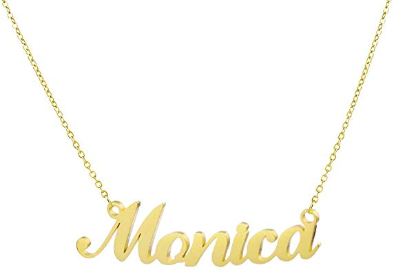 Custom Name Necklace 50% off