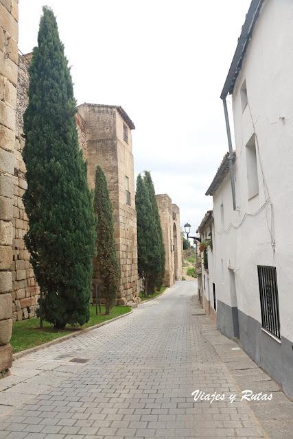 Murallas de Coria, Cáceres
