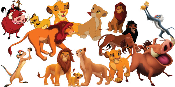 The Lion King Clipart My Designs4you