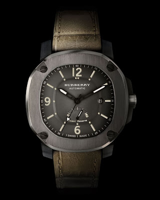 Burberry 'The Britain', POWER RESERVE AUTOMATIC watch reference BBY1000