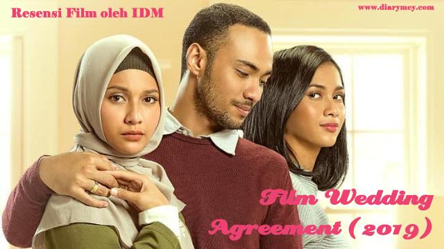 Resensi Film Wedding Agreement 2019 Diary Meymey