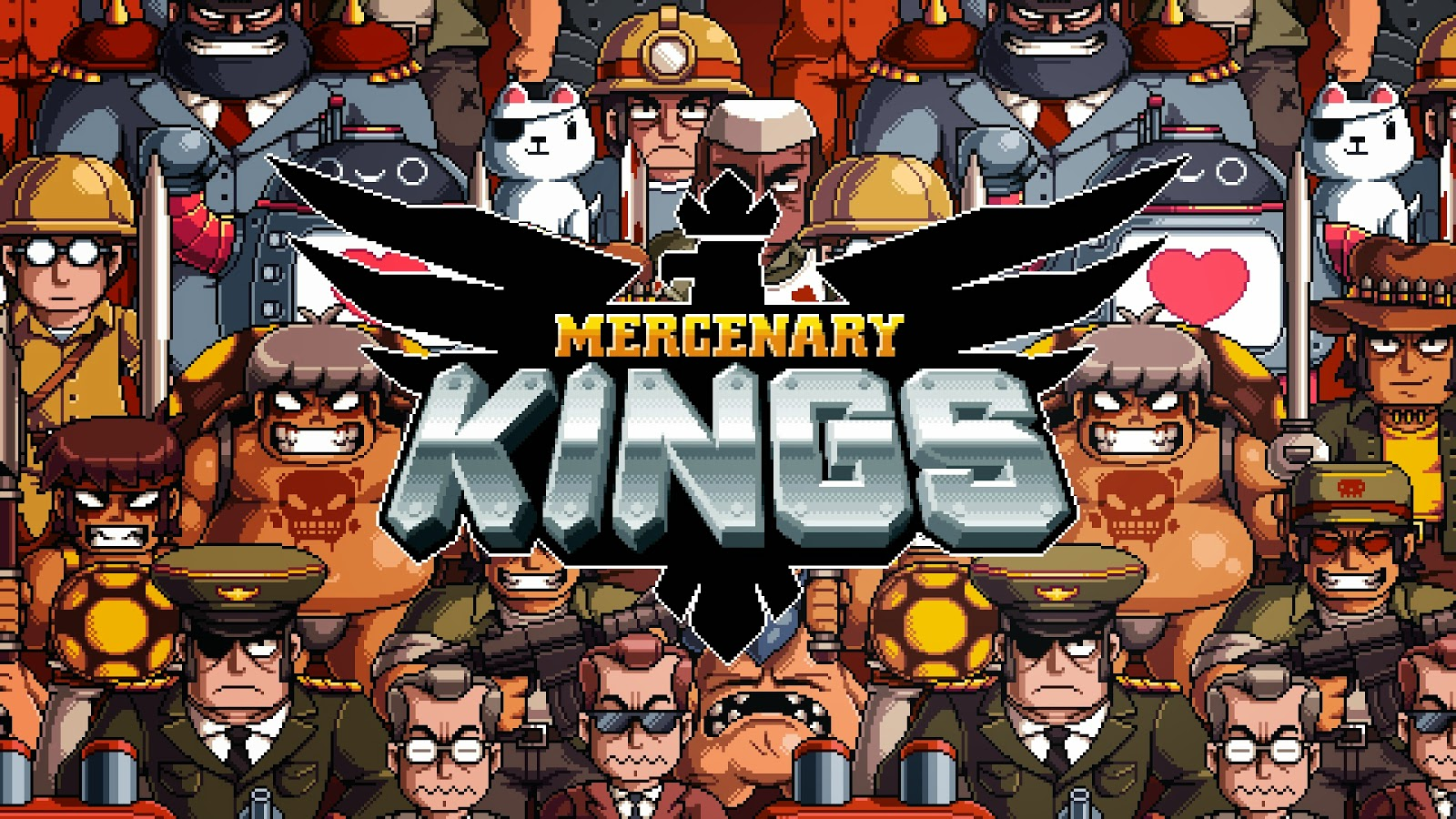 Mercenary kings matchmaking