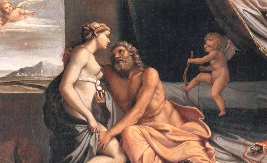 Mitologia Grega: Métis, a deusa da prudência