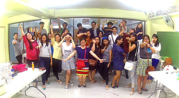 Foursquare Singles Youth Department - A church gathering