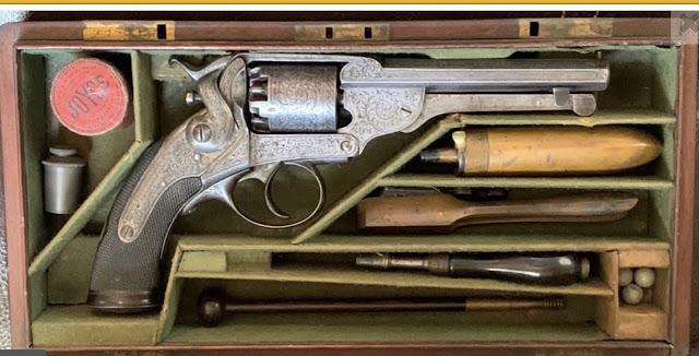 London Armoury Company Kerr's Patent Revolver
