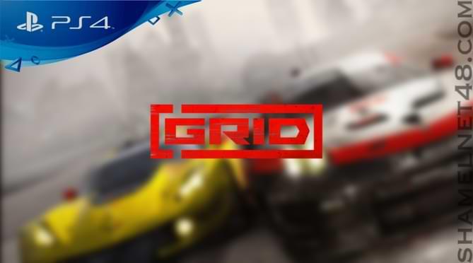 تحميل لعبة GRID لجهاز ps4