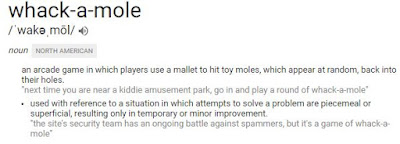 Whack a Mole definition