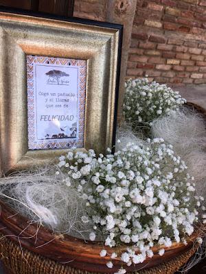 Cartelería boda