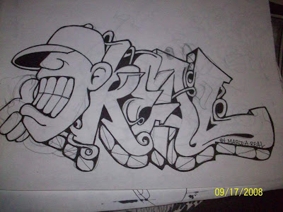Graffiti Drawings