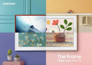 Samsung The Frame TV 2021 launches in India