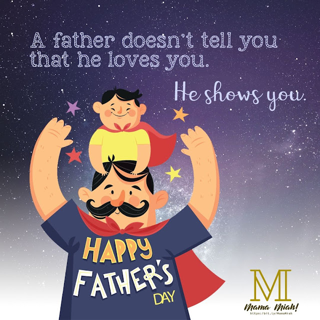 Happy Father's Day Quotes - Father's Day Message 2020
