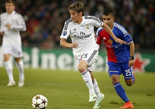 Arsenal and Liverpool to fight for £25million Real Madrid defender Fabio Coentrao
