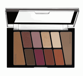 Wet n Wild Color Icon 10-Pan Eyeshadow Palette in Rosé In The Air