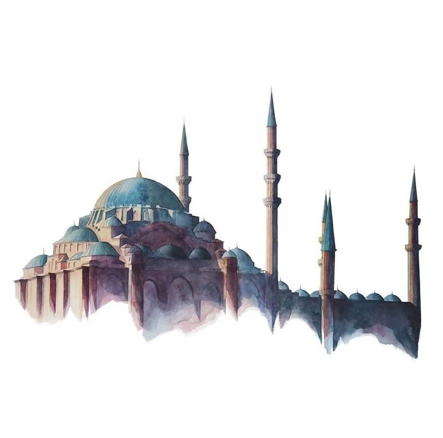09-Suleymaniye-Mosque-Sarah-Quarelle-www-designstack-co