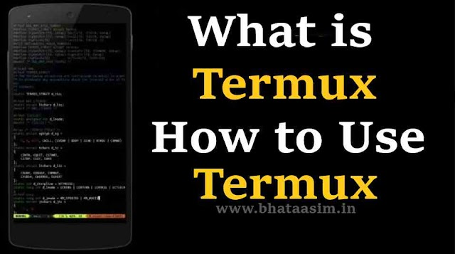 What is Termux? How to use Termux? Hacking with Termux