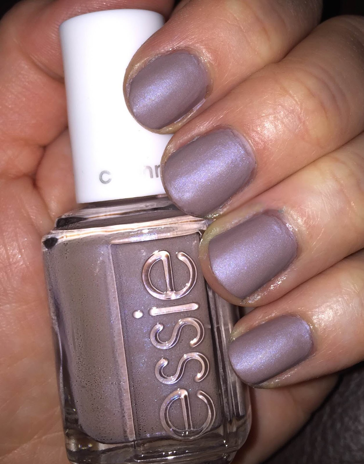 The Beauty Of Life: Get Comfy: Essie Comfy In Cashmere