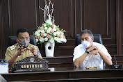 Bahas PETI, Gubernur Minta Kementerian ESDM Percepat WPR