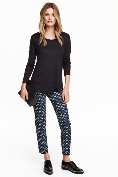 pantaloni-sigaretta-hem-moda-estate-low-cost