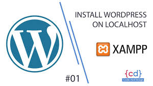 how to install wordpress in xampp server