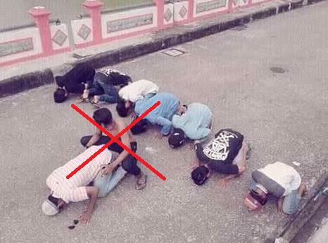 6 Dalil Al-Quran dan Hadist Mengenai Meninggalkan Shalat, Inilah Siksaannya!!!