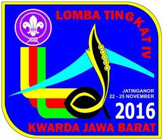 Logo LT-IV Jawa Barat 2016