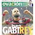 Gabigol é eleito o Rei da América; Flamengo coloca trio no pódio