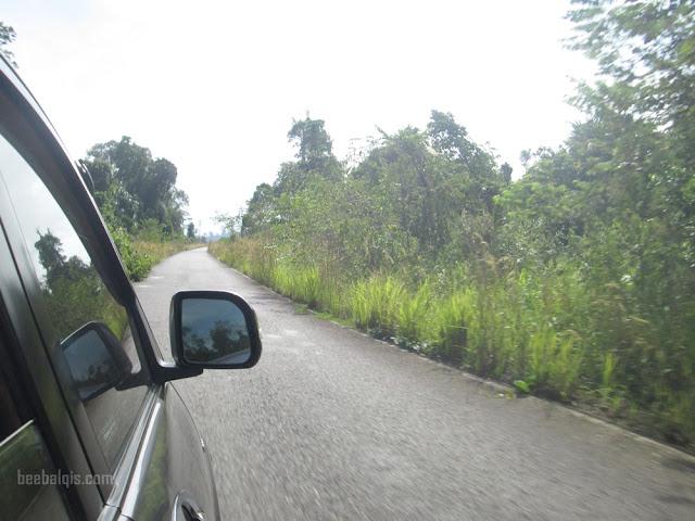Perjalanan menuju Pulau Derawan