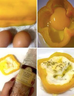 Receita de Entradinha de Pimentão Amarelo | Blog Vida Saudável
