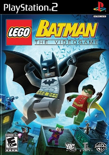 LEGO Batman: The Video Game (PS2) 2008