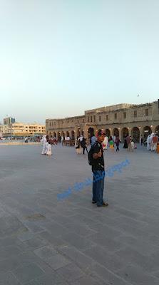 Percutian Doha Tempat Menarik di Doha