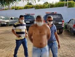Homem é preso suspeito de estuprar filha de 12 anos e neto de 4 anos em Balsas