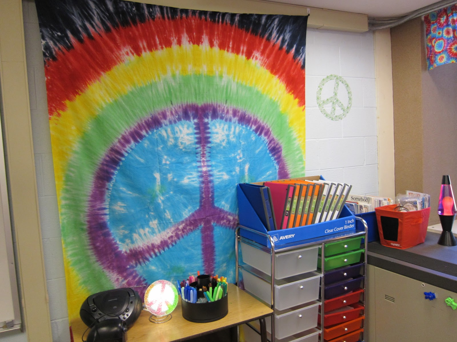 Peace Room Decor Seusstastic Classroom Inspirations My Peace Themed