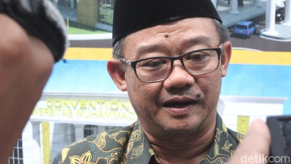 Muhammadiyah: Aparat Harus Berani Tertibkan Kerumunan Acara Habib Rizieq