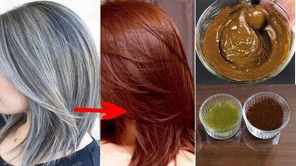 كيفية صبغ الشعر بالقهوة والحناء بعيدا عن المواد الكيماوية